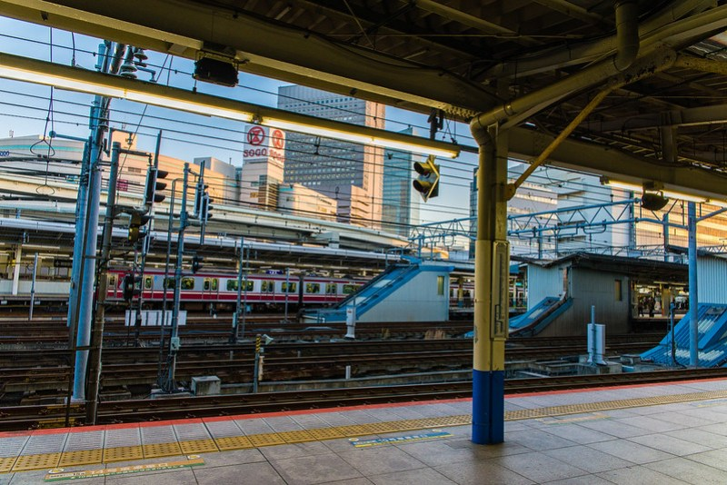Yokohama Station / 橫濱站