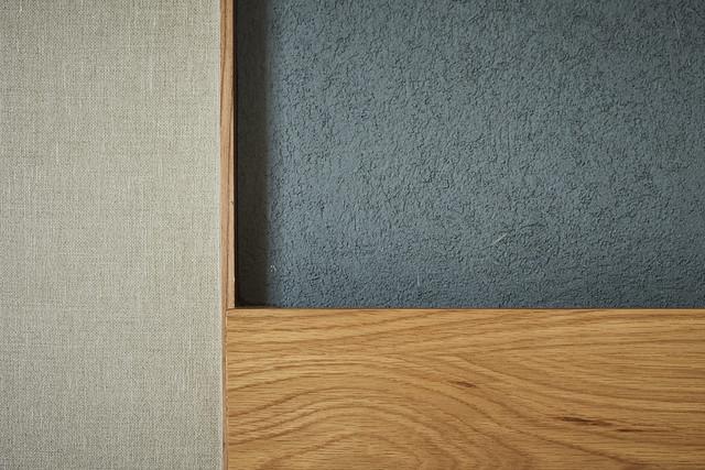 MUJI HOTEL SHENZHEN room detail 无印良品酒店·深圳_客房细节-硅藻泥墙面