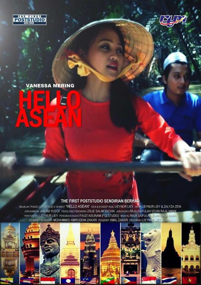 poster Hello Asean di TV1