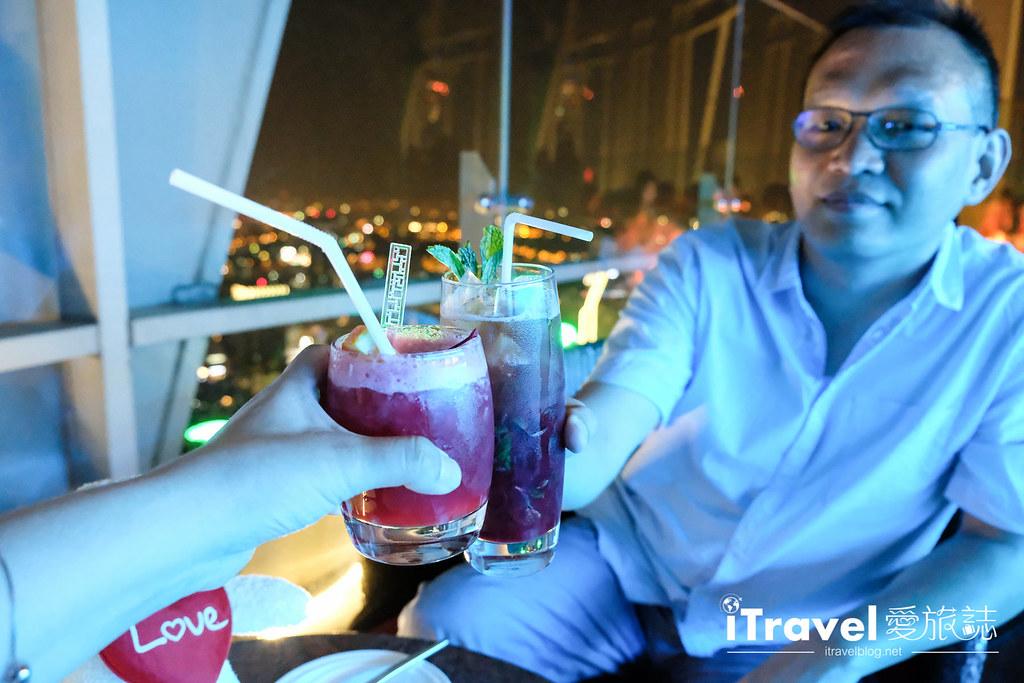 曼谷高空酒吧 Red Sky Bar (25)