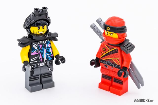 Review LEGO 70638 Katana V11