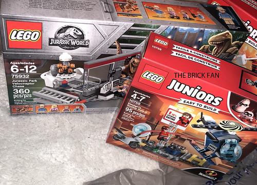 LEGO Jurassic World Incredibles 2 Walmart