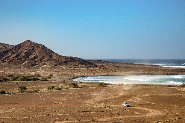 Excursión por isla de Sal