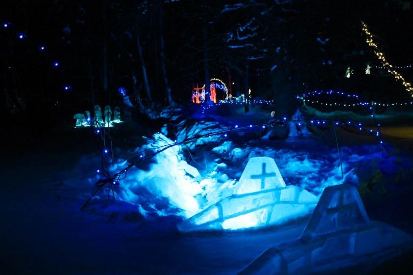 magical winter nights