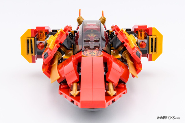 Review LEGO 70638 Katana V11