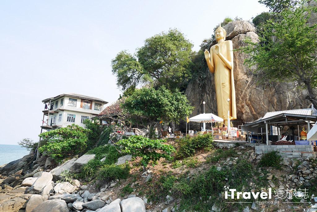 華欣景點推薦 筷子山海灘Khao Takiab beach (14)
