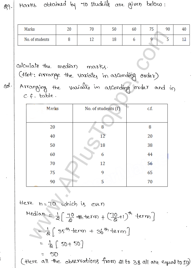 ml-aggarwal-icse-solutions-for-class-10-maths-chapter-23-measures-of-central-tendency-30