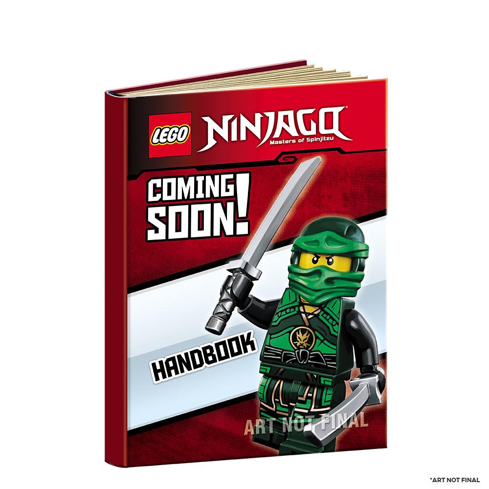 LEGO Ninjago Handbook