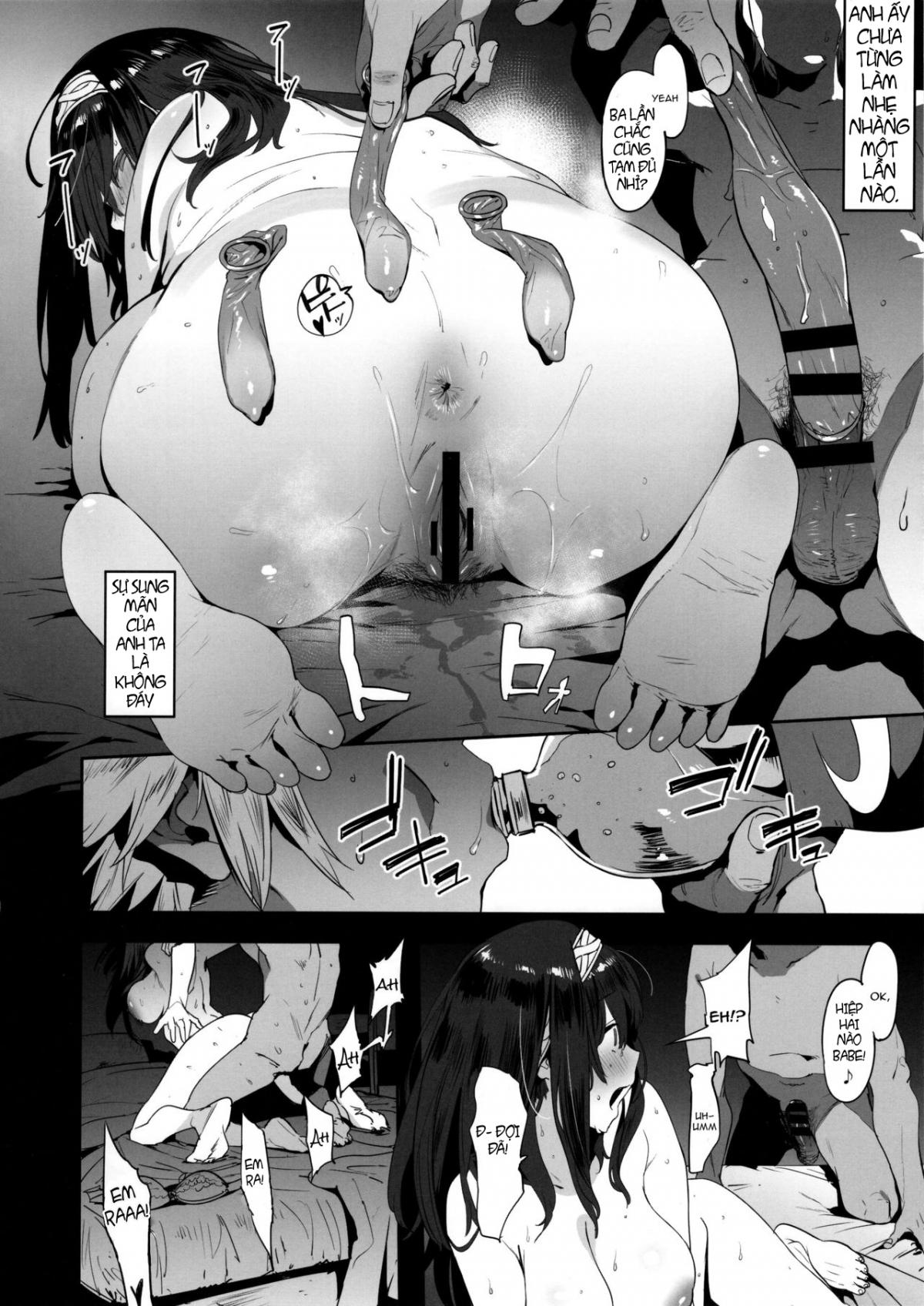 Hình ảnh  trong bài viết Đọc Truyện Hentai Sex Sagisawa Fumika wa Yoku Moteru