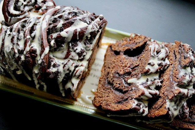 Double Chocolate Irish Cream Babka - 48