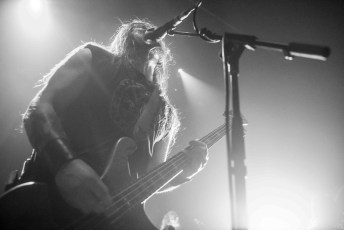 Kevin Eisenlord - Decibel Magazine Tour with Enslaved at Rickshaw Theatre in Vancouver, BC on March 5th, 2018