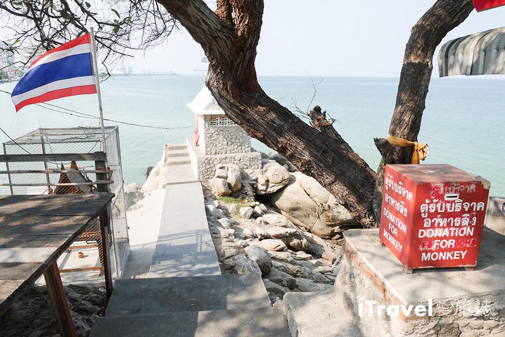 华欣景点推荐 筷子山海滩Khao Takiab beach (9)