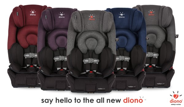 Diono radian rXT Convertible Car Seat ~ Quality and Comfort