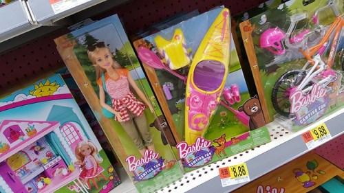 Walkin the Toy Aisle
