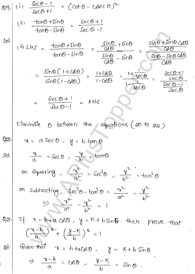 ml-aggarwal-icse-solutions-class-10-maths-ch-19-trigonometric-identities-13