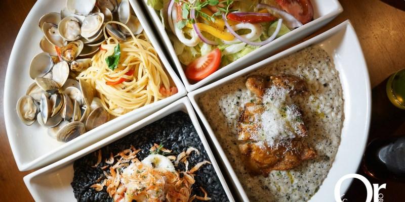 南京復興|朋友聚餐廣獲好評的台北燉飯名店,義大利麵、牛排跟深夜裡的法國手工甜點通通都有-吃義燉飯 Let's Eat