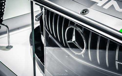 Mercedes AMG GT GT4