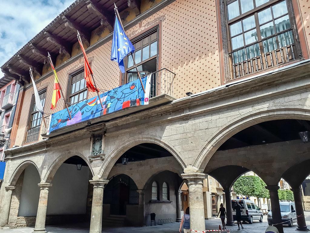 Sangüesa Ayuntamiento Navarra 02