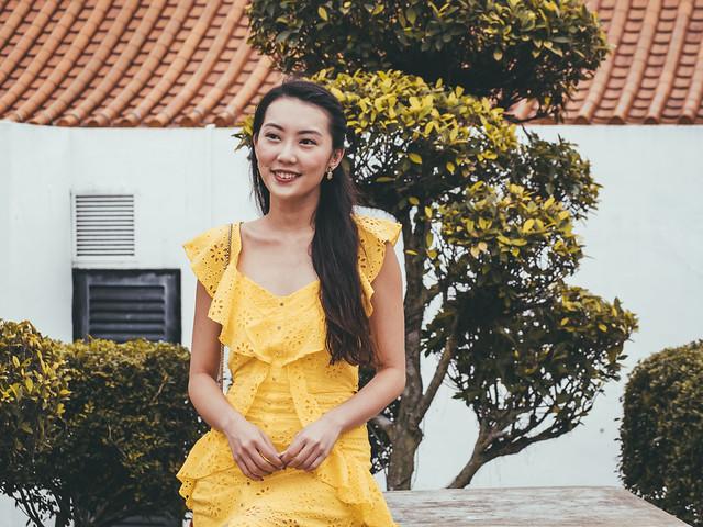 Jacelyn Phang Fashion Influencer