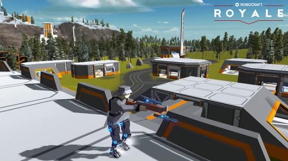 Robocraft Royale - Sniper