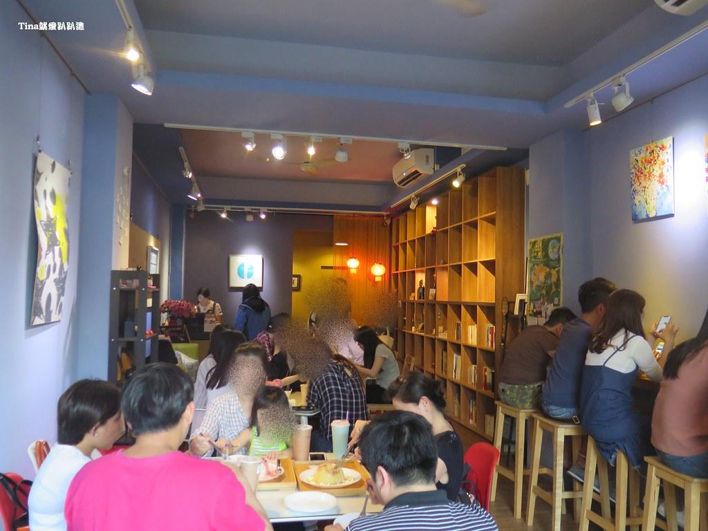 [嘉義]VR文森家小茶館-美味的甜點。太慢來真的要等很~~~~久~~~~~ @ Tina就愛趴趴造 :: 痞客邦