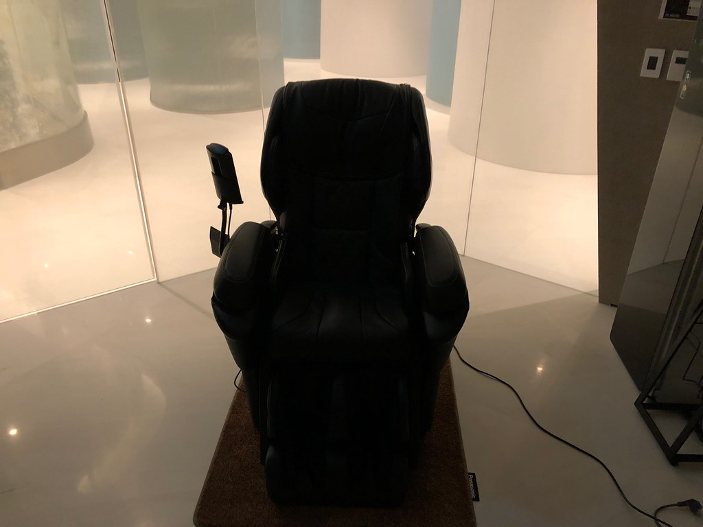 Korean Massage Chair Korean Air First Class Lounge At Icn Terminal 2 Review