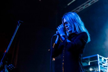 Kevin Eisenlord - Decibel Magazine Tour with Myrkur at Rickshaw Theatre in Vancouver, BC on March 5th, 2018