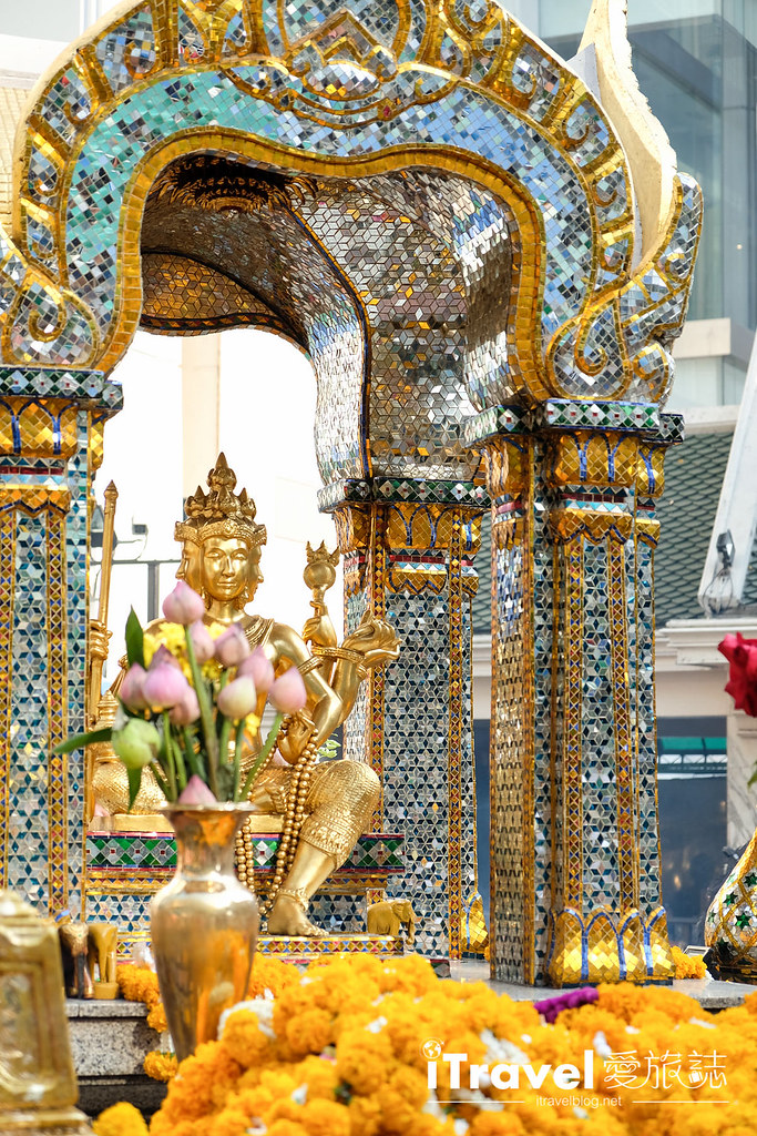 《曼谷景點推薦》曼谷四面佛:如何朝拜、還願與常見問答