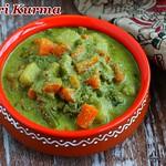 Nilgiri Kurma recipe