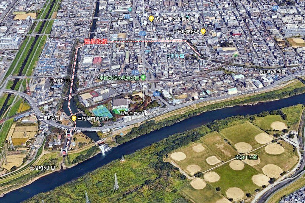 Fujimi Map 1
