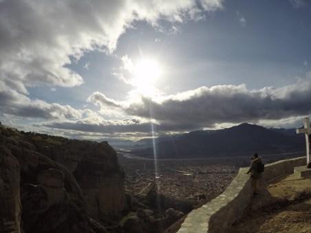 Meteora Landscape