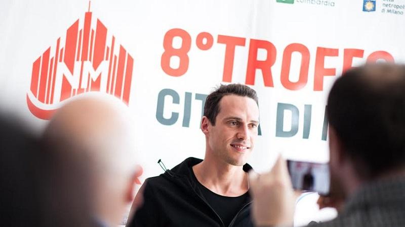 Presentato il Trofeo Città di Milano: Fabio Scozzoli punta al record della manifestazione nei 50 e 100 rana