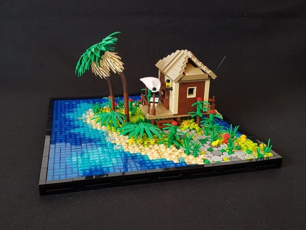 Tropical Holiday Bungalow