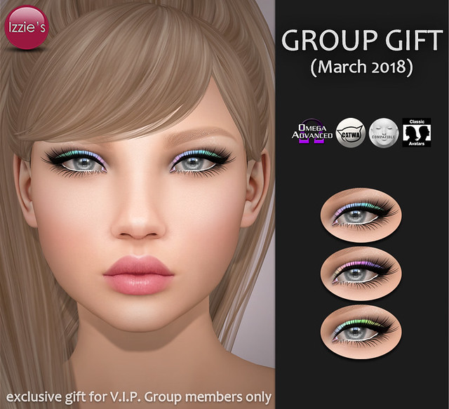 VIP Group Gift March