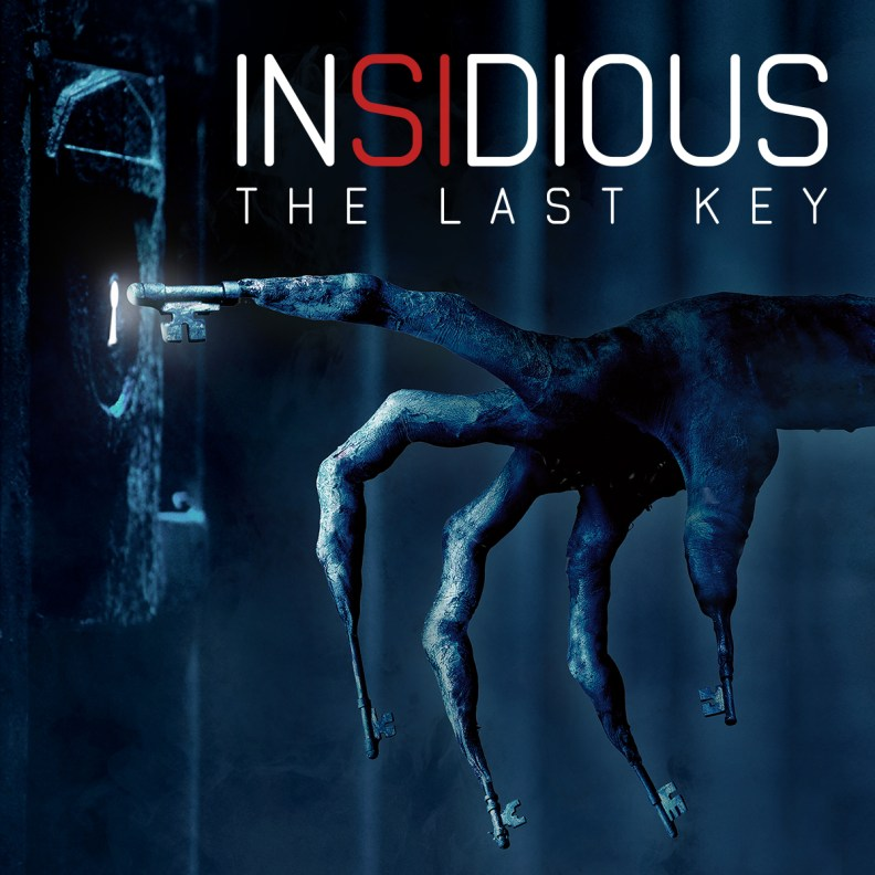 Insidious: The Last Key (plus Bonus Features)