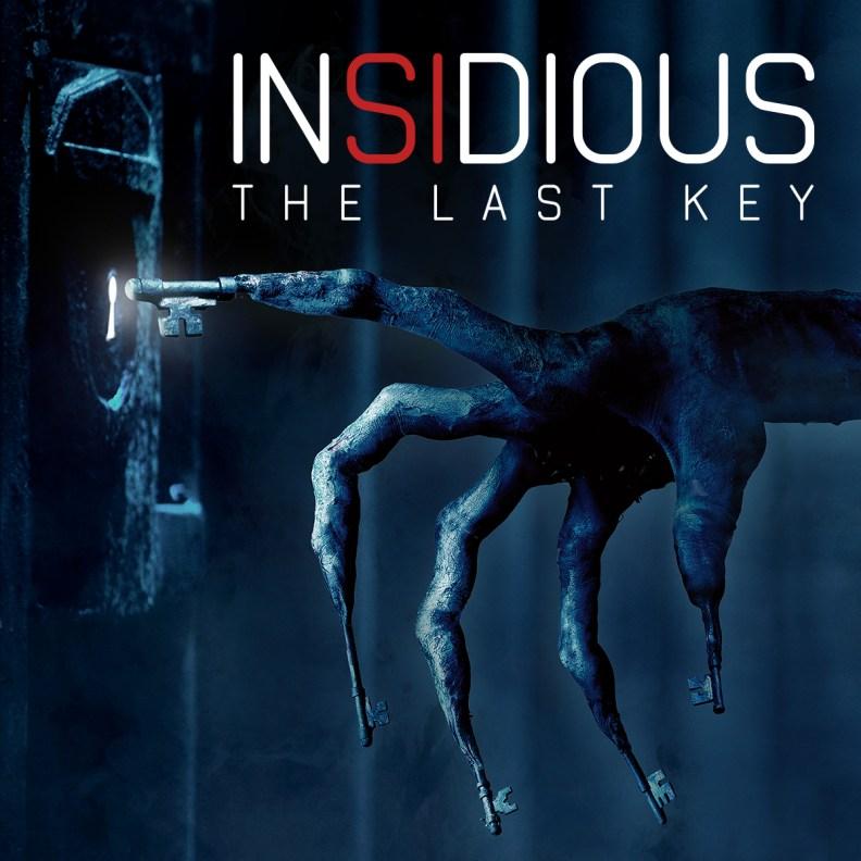 Insidious: The Last Key (plus Bonus Features)