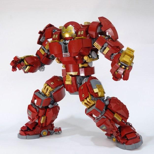 Ucs Hulkbuster Mod 03