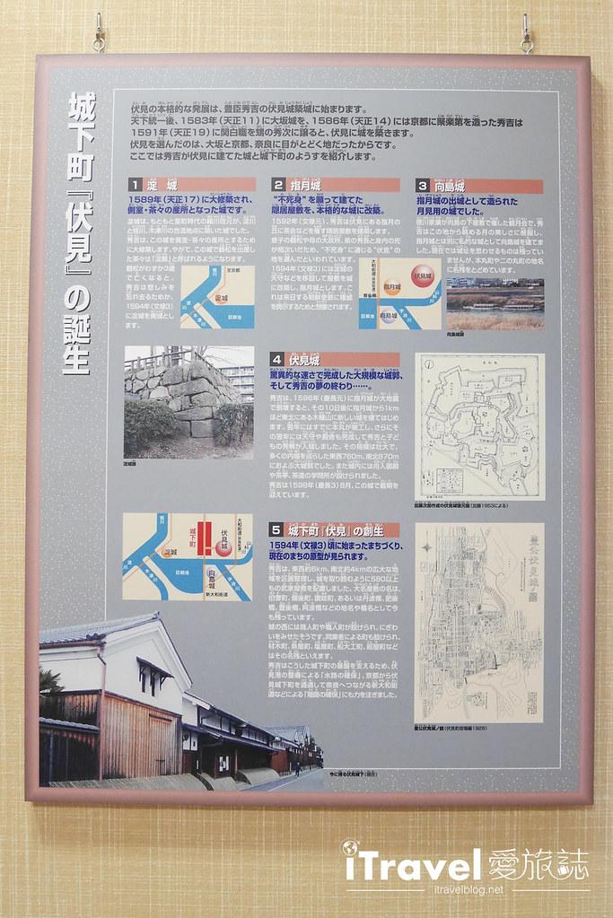 京都赏樱景点 伏见十石舟 (36)