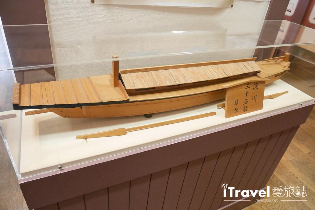 京都赏樱景点 伏见十石舟 (37)
