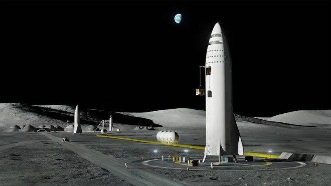 mission_mars_spacex_fusée_2018