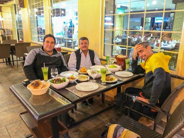 Restaurante recomendado en Aqaba