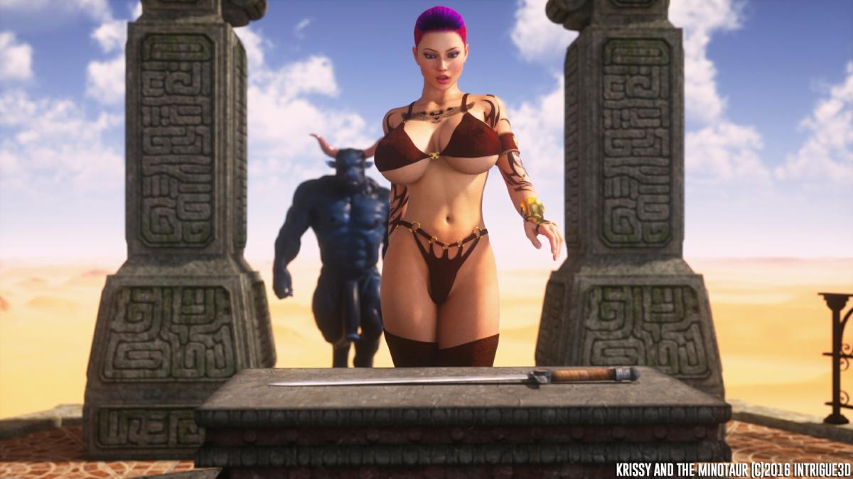 Hình ảnh 40665992131_5f4c2df403_o trong bài viết Krissy And The Minotaur