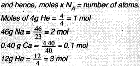 Plus One Chemistry Notes Chapter 1 Some Basic Concepts of Chemistry 8