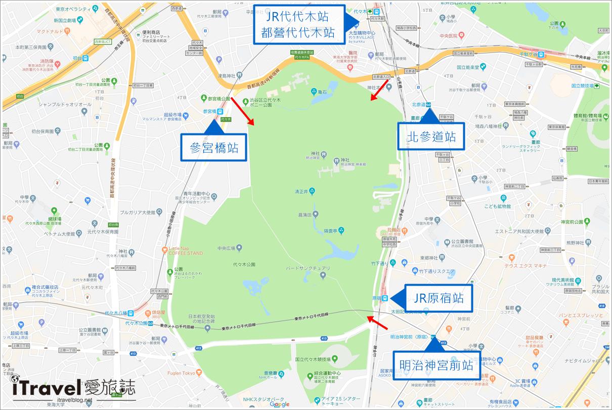 東京景點推薦 明治神宮 (44)