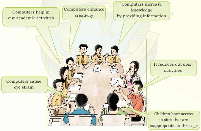 NCERT Solutions for Class 9 English Main Course Book Unit 6 Children Chapter 3 Children and Computers 8