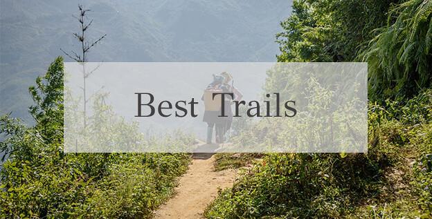 Best trails