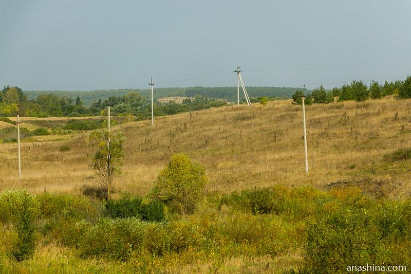 Пейзаж Пензенской области