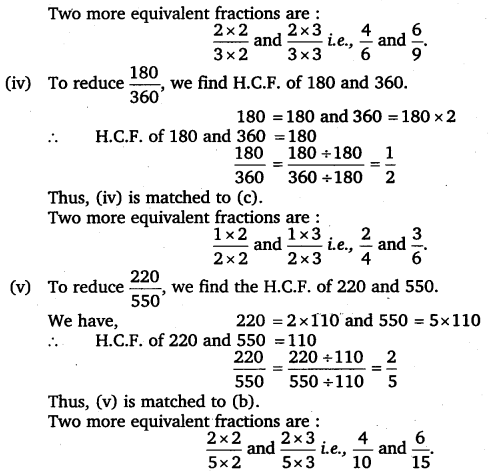 NCERT Solutions for Class 6 Maths Chapter 7 Fractions 41