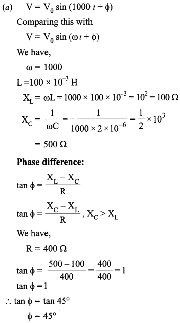 CBSE Sample Papers for Class 12 Physics Paper 1 20