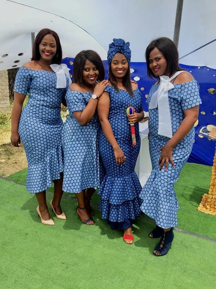 Umembeso shweshwe dresses 2019 ⋆ fashiong4